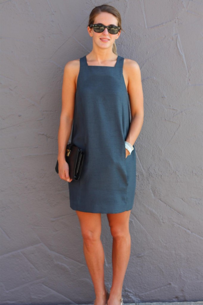 Structured dress