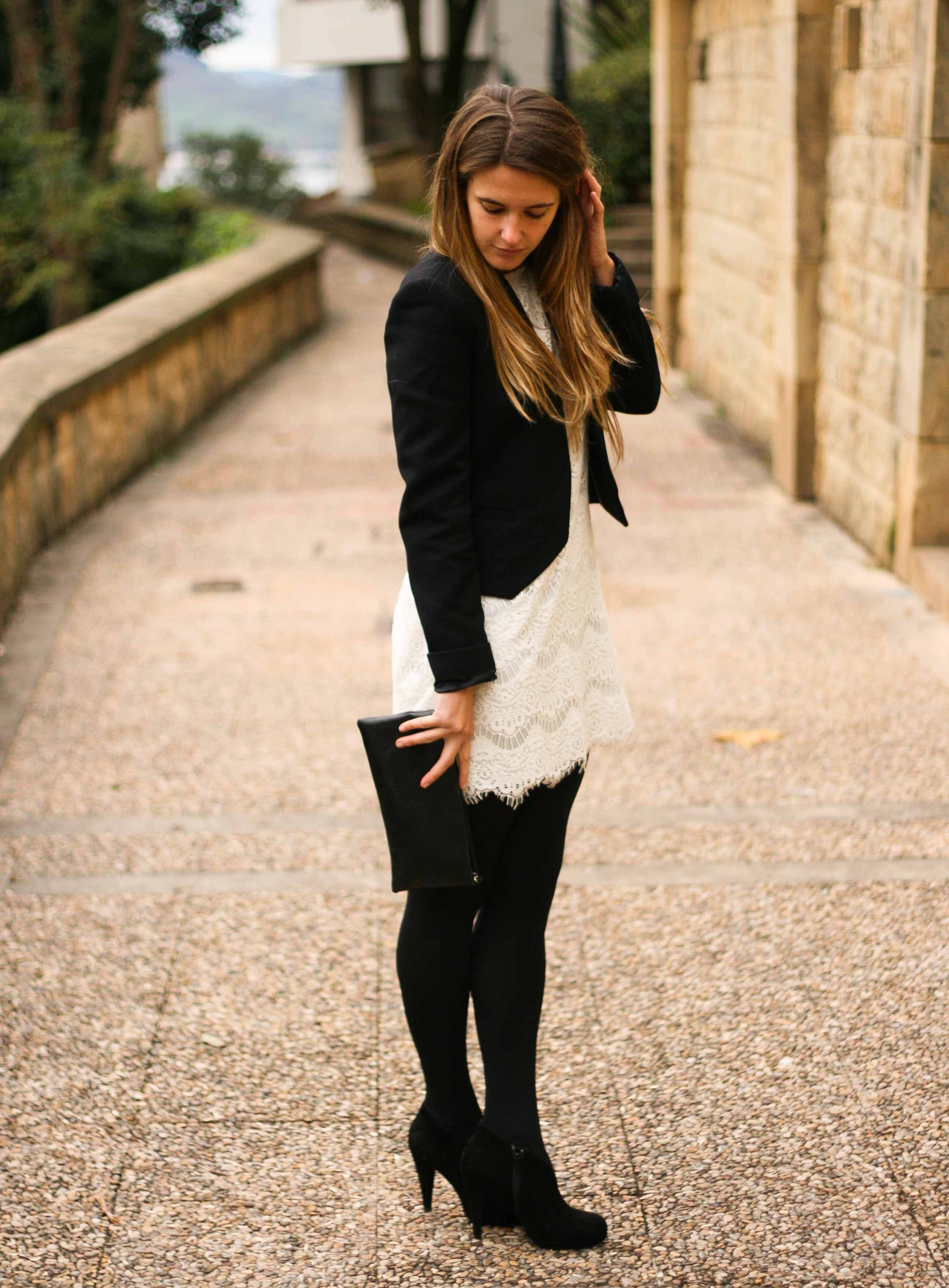 Winter White | Cafu00e9 Noir | Promod | Zara - Blog De Moda Clochet