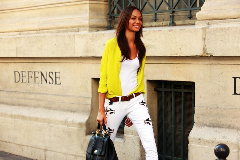 Marant's printed jeans