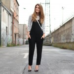Jumpsuit and stripes