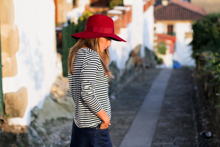 Clochet red fedora-2