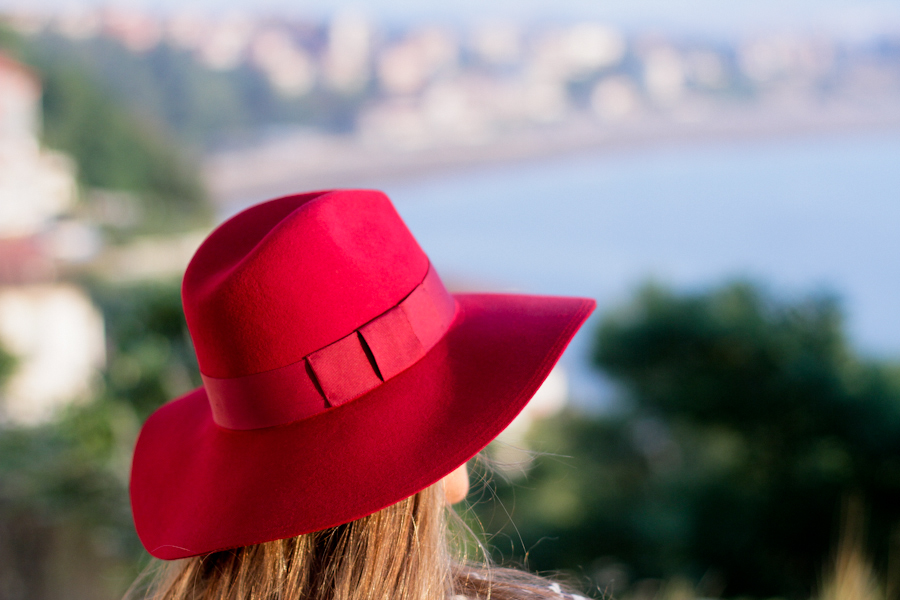 Clochet red fedora-4