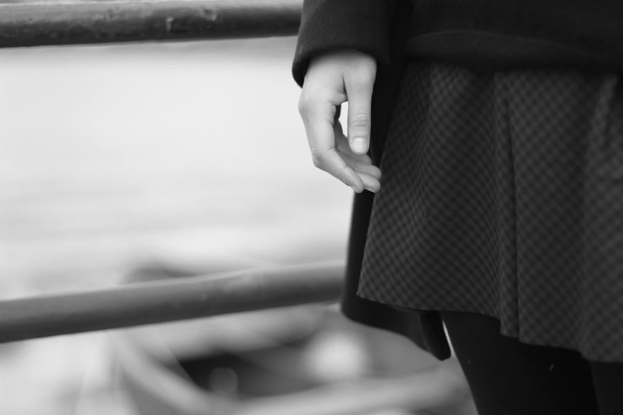clochet maje coat zara skirt zara booties-6
