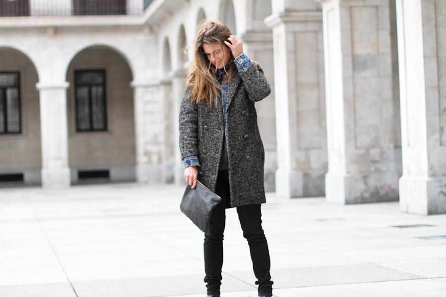 clochet - cowboy boots- levis vintage denim jacket-6
