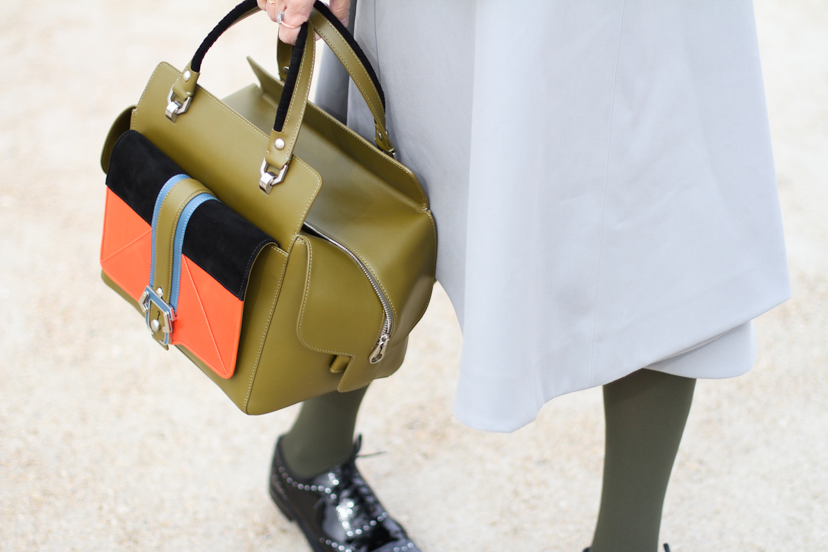 clochet - paris fashion week - streetstyle - pfw - 2014-10
