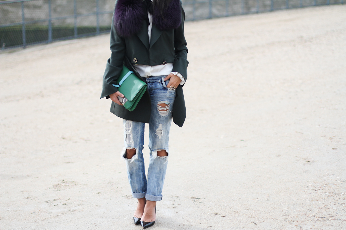 clochet - paris fashion week - streetstyle - pfw - 2014-12