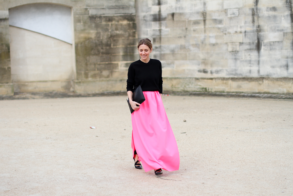 clochet - paris fashion week - streetstyle - pfw - 2014-2