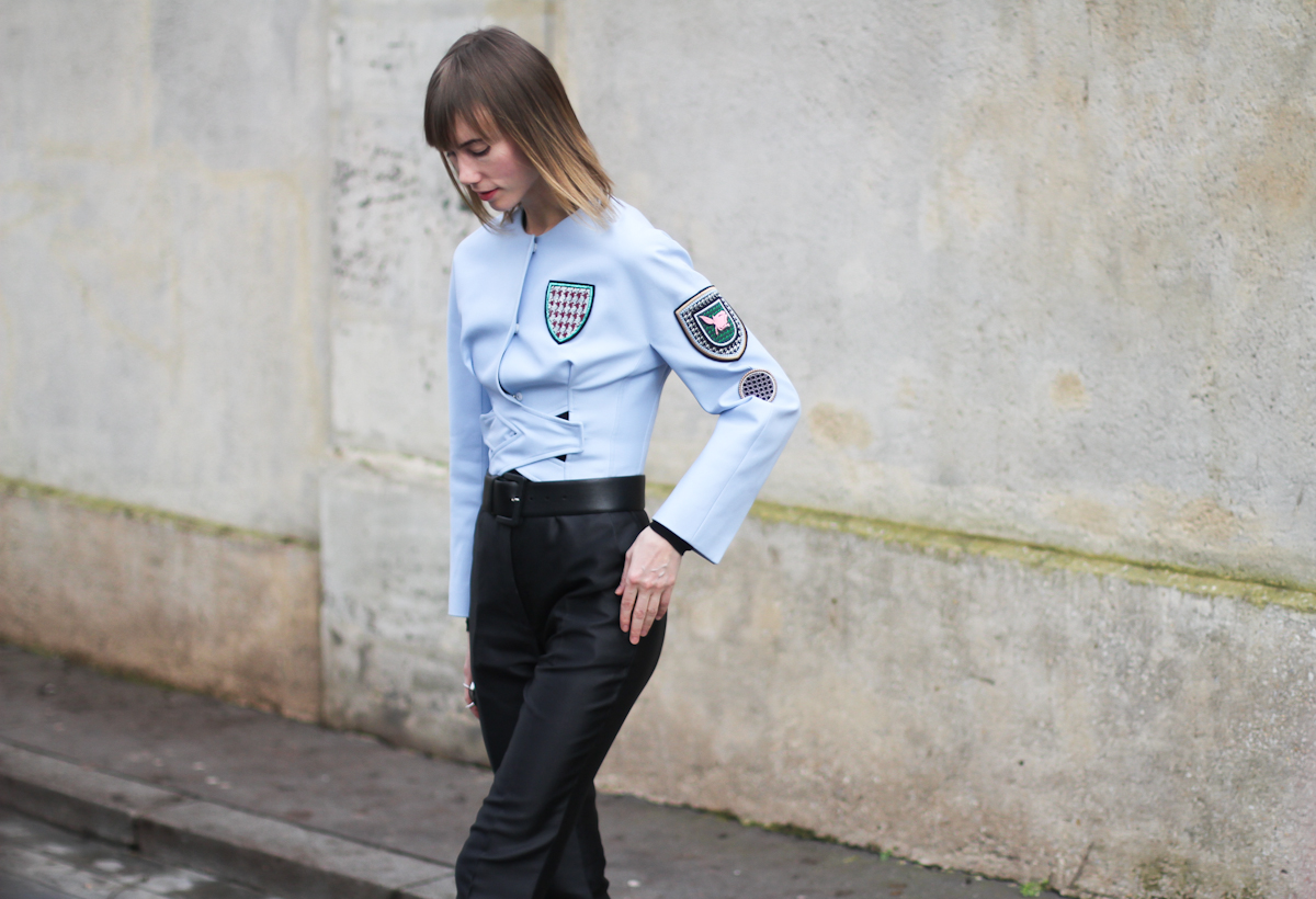 clochet - paris fashion week - streetstyle - pfw - 2014-23
