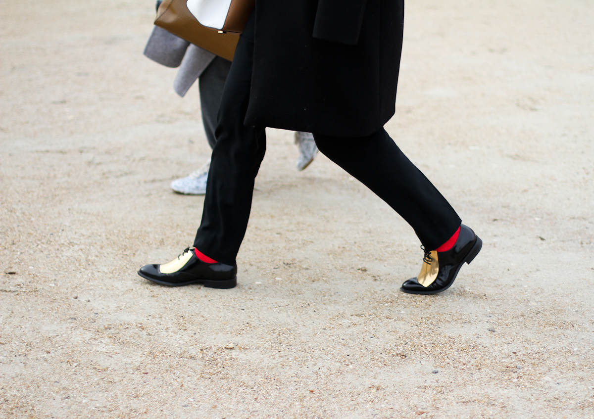 clochet - paris fashion week - streetstyle - pfw - 2014-6