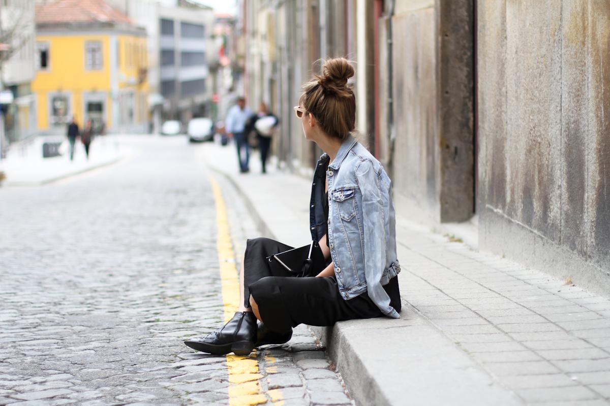 denim jacket | Clochet | Bloglovin'