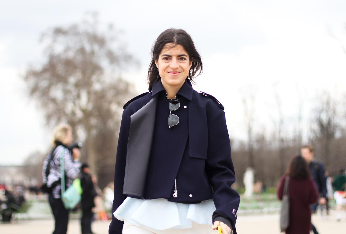 clochet - streetstyle - outfit - leandra medine - paris fashion week - the manrepeller