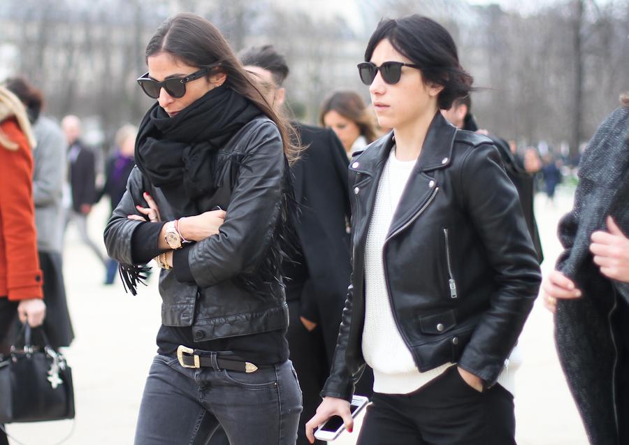 clochet - streetstyle - outfit - voguettes- paris fashion week