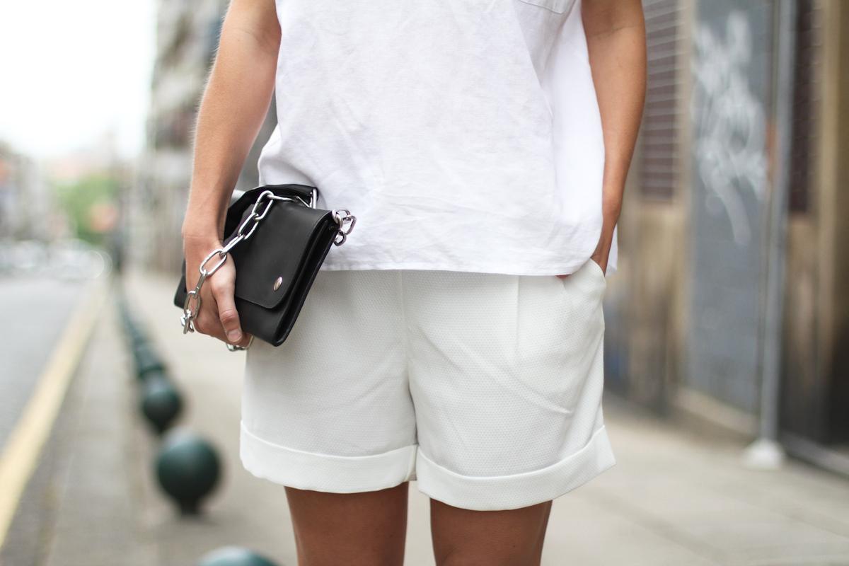 Zara White Blouse 76