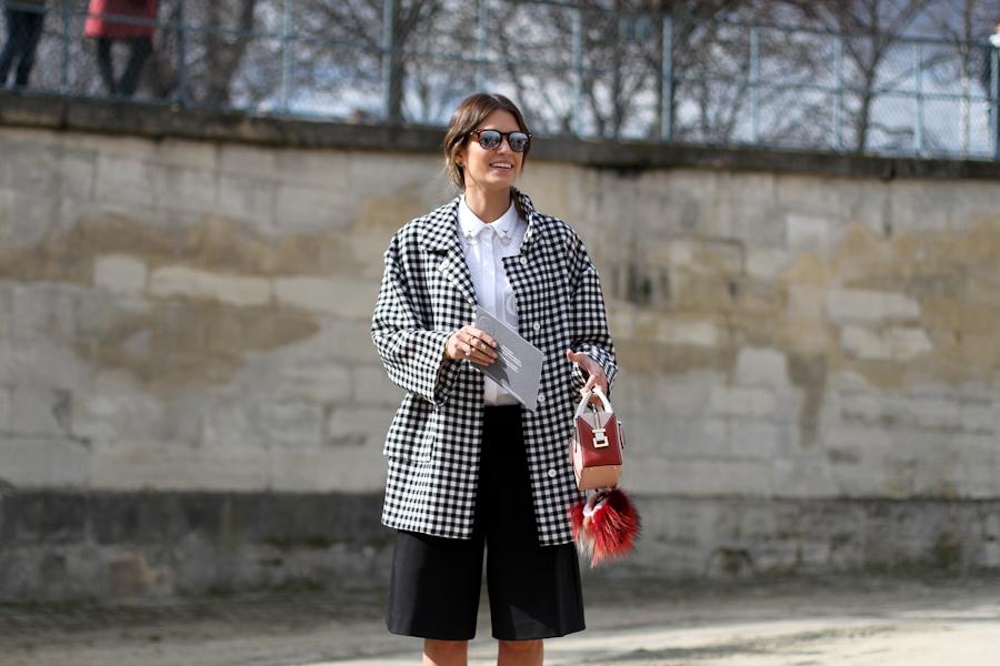 clochet - streetstyle - outfit - helena bordon - paris fashion week