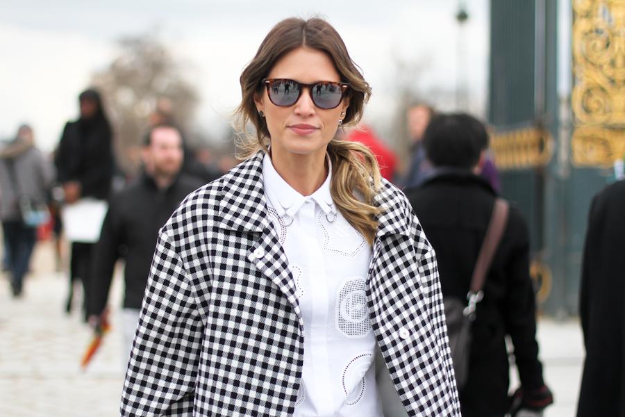 clochet - streetstyle - outfit - helena bordon- paris fashion week
