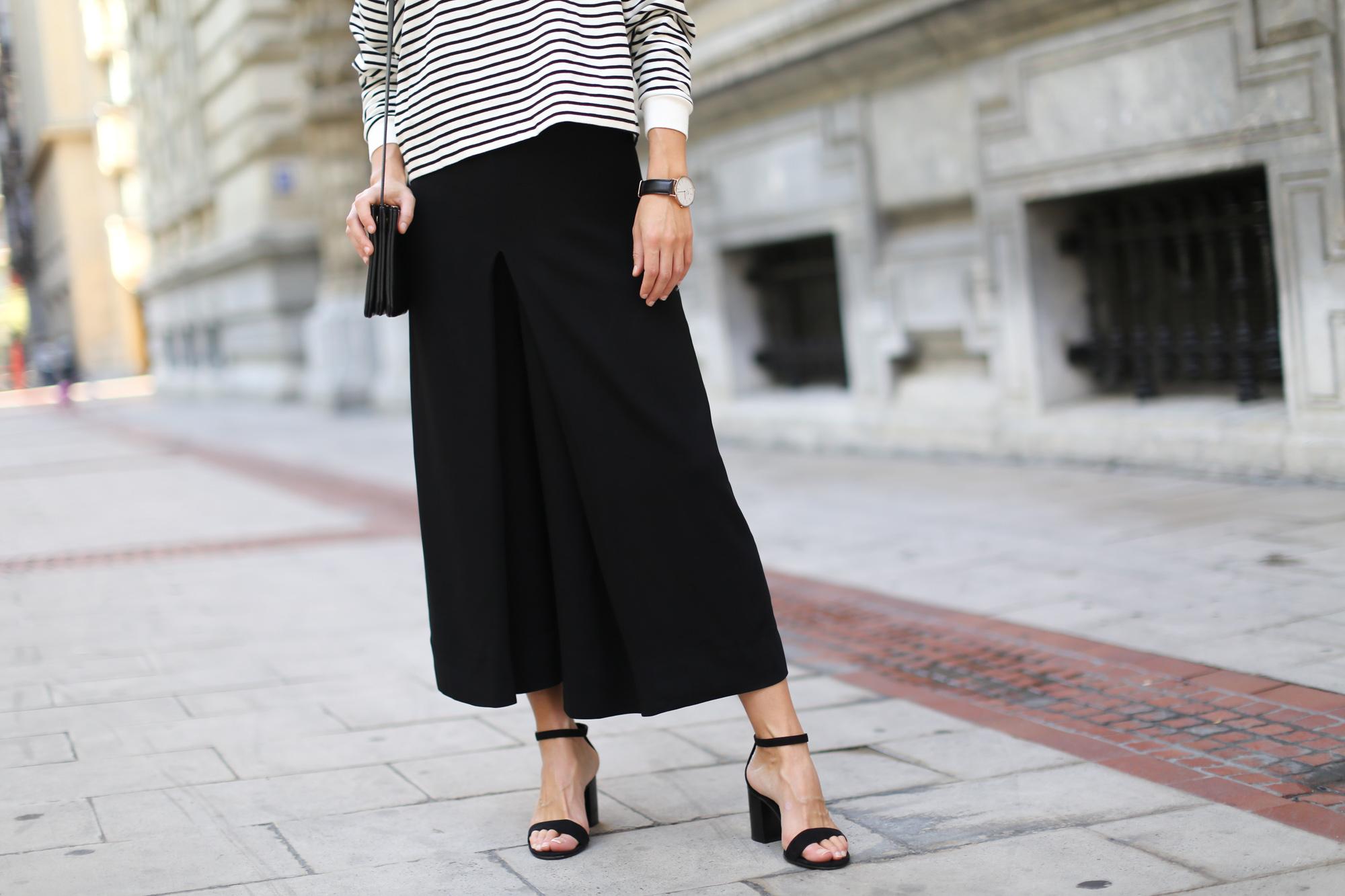 Clochet-streetstyle-culottes-zara-stripped-weater-celine-trio-bag-daniel-wellington-watch-7