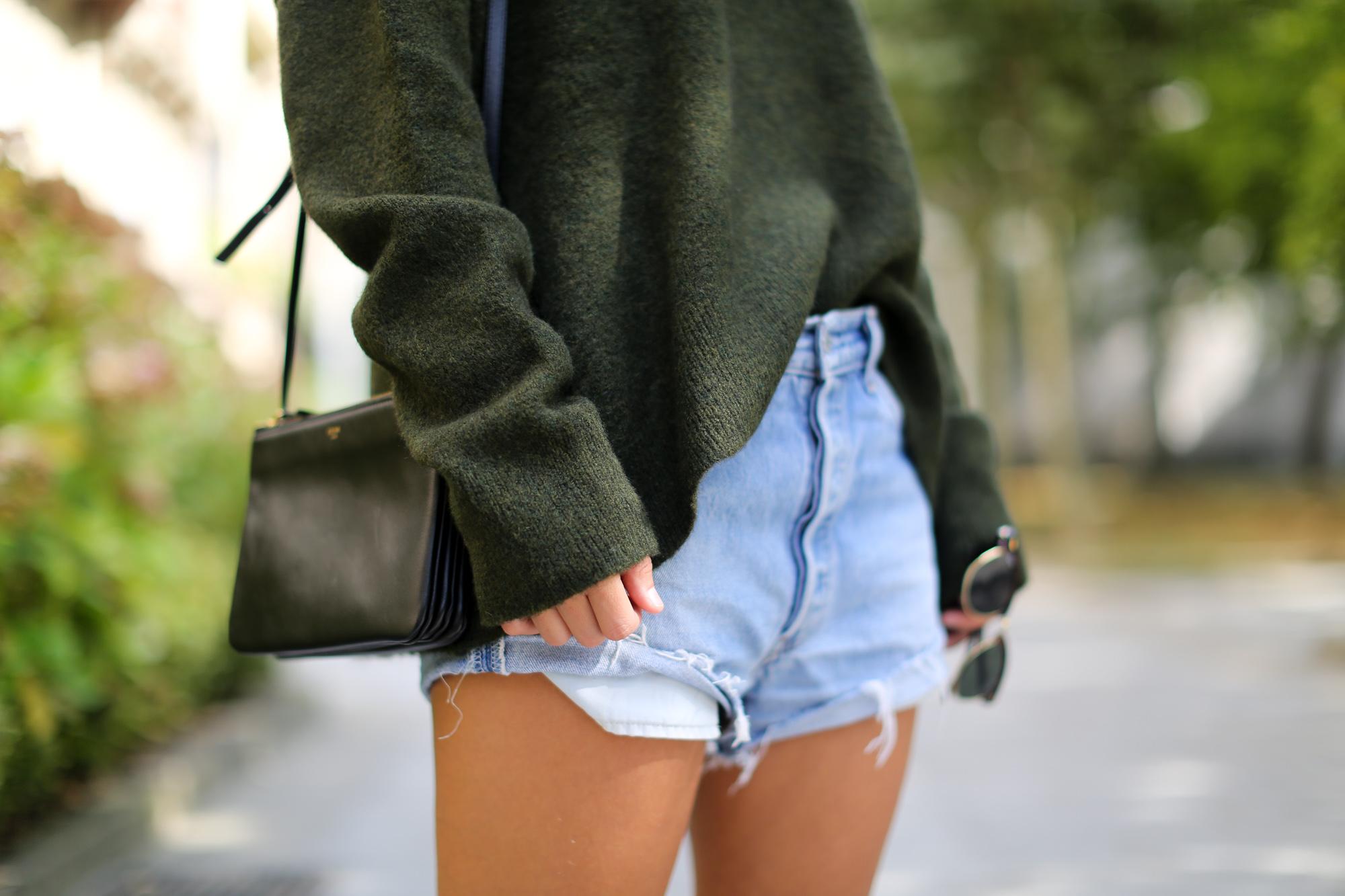 Clochet-streetstyle-levis-501-vintage-zara-khaki-knit-sliders-7