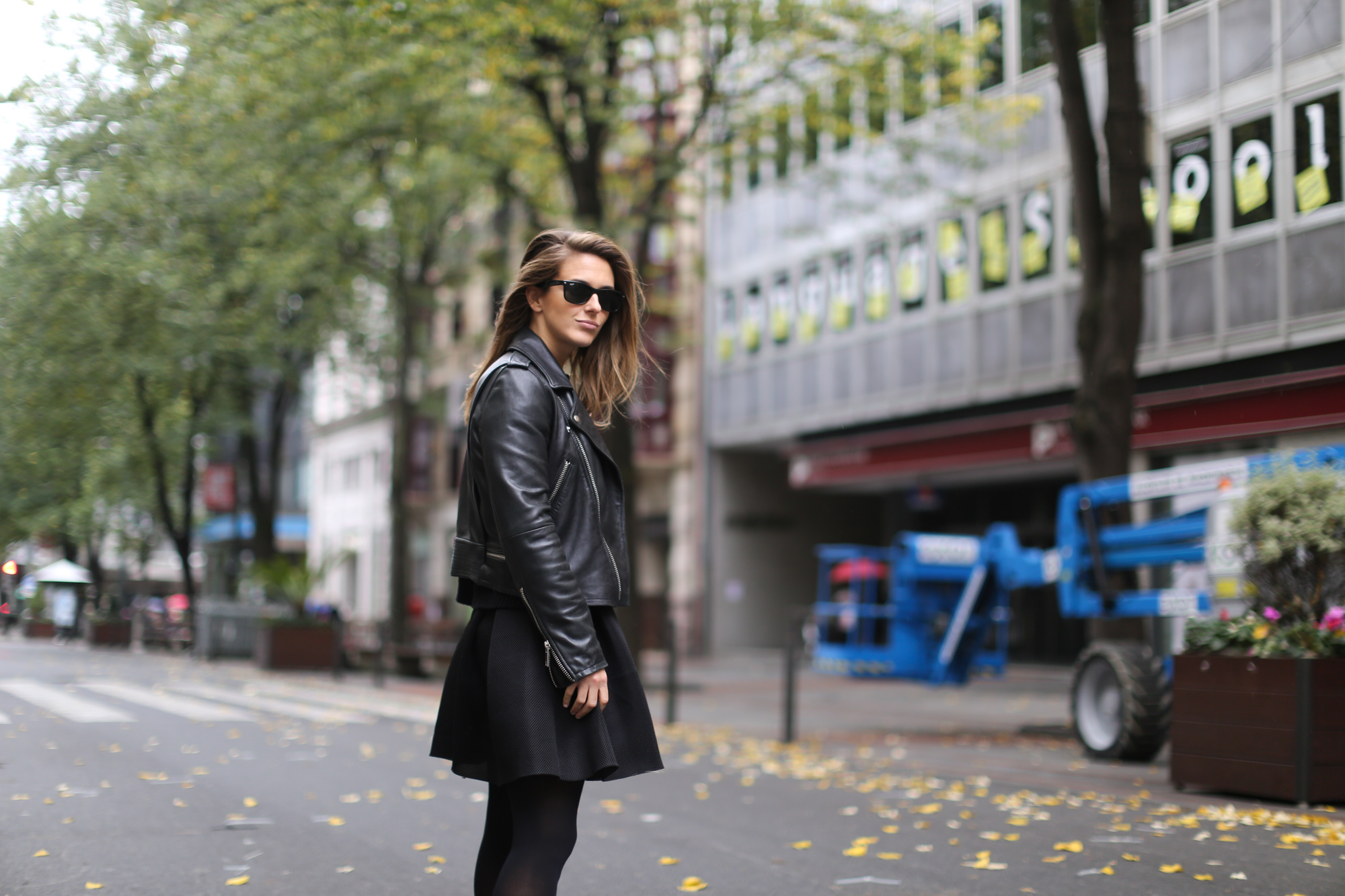 Clochet-streetstyle-mango-leather-biker-jacket-suiteblanco-mesh-skater-skirt-2