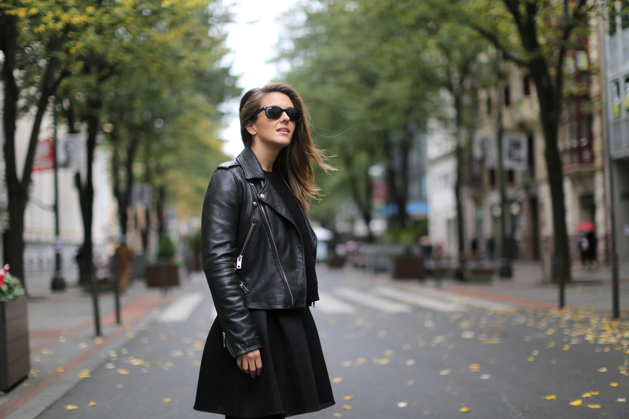 Clochet-streetstyle-mango-leather-biker-jacket-suiteblanco-mesh-skater-skirt-3
