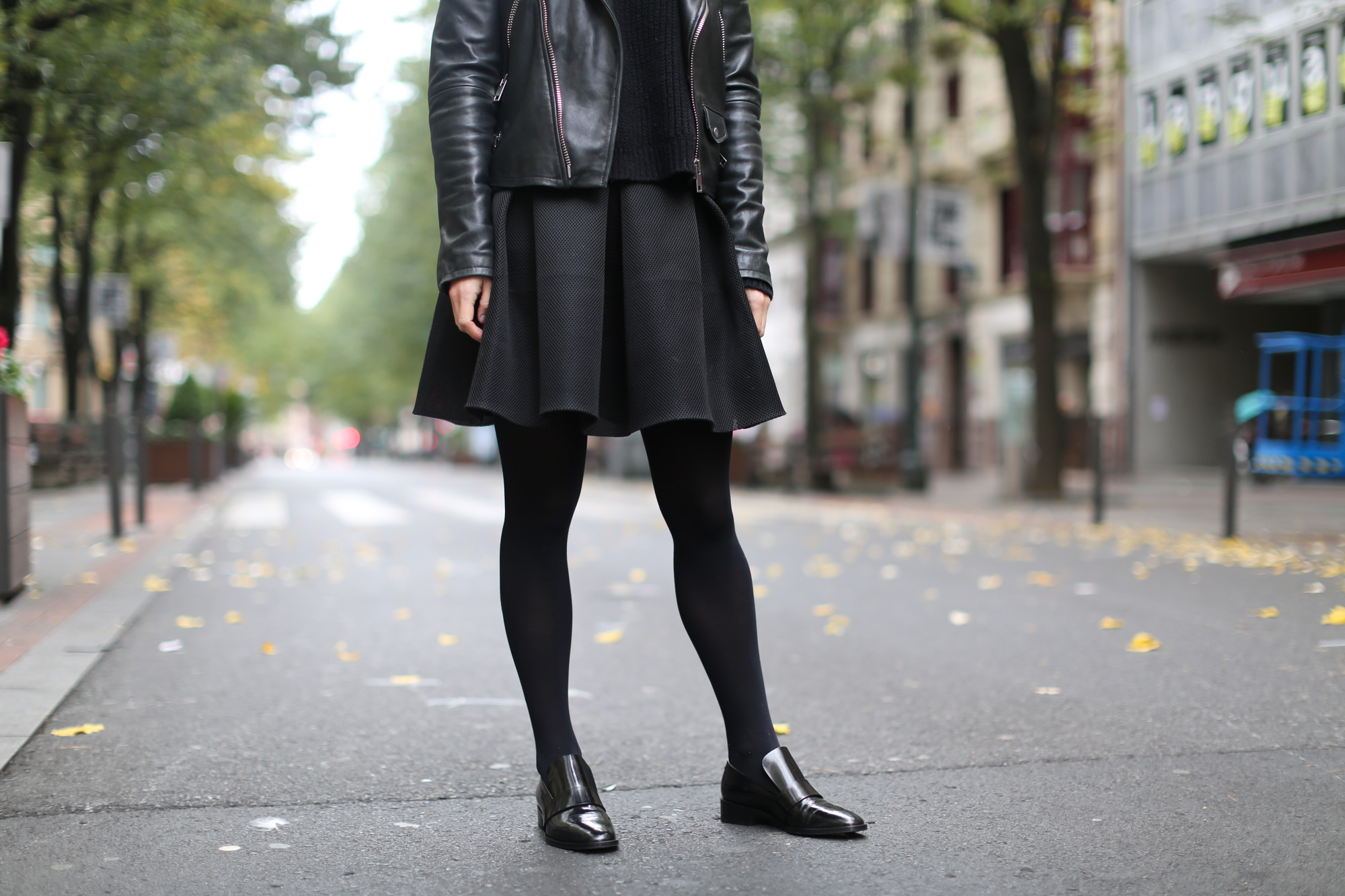 Clochet-streetstyle-mango-leather-biker-jacket-suiteblanco-mesh-skater-skirt-5
