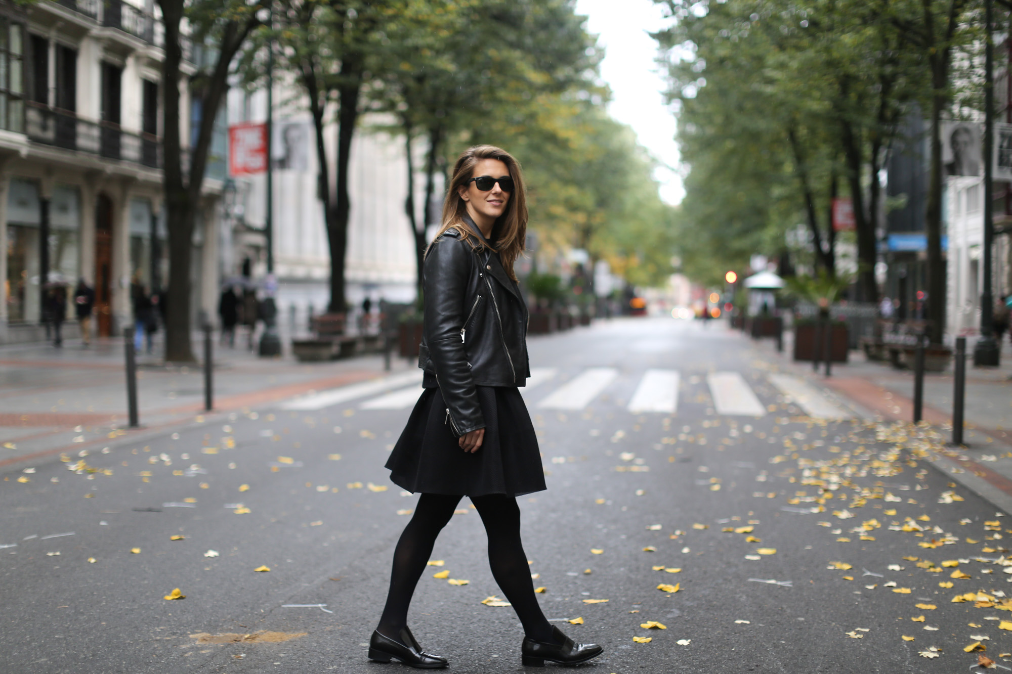 Clochet-streetstyle-mango-leather-biker-jacket-suiteblanco-mesh-skater-skirt-8