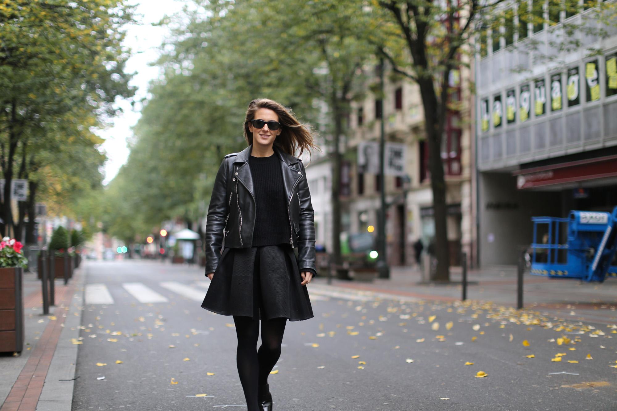 Clochet-streetstyle-mango-leather-biker-jacket-suiteblanco-mesh-skater-skirt