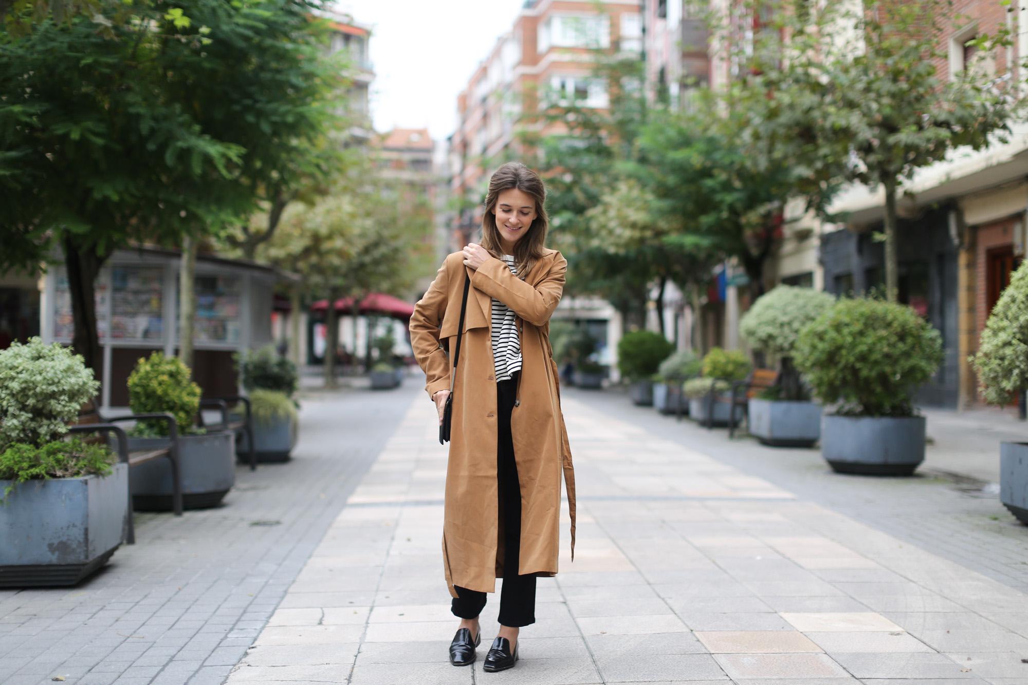 Clochet-streetstyle-monki-tench-coat-zara-striped-sweatshirt-3