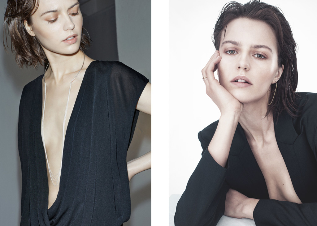 Saskia Diez for Filippa K