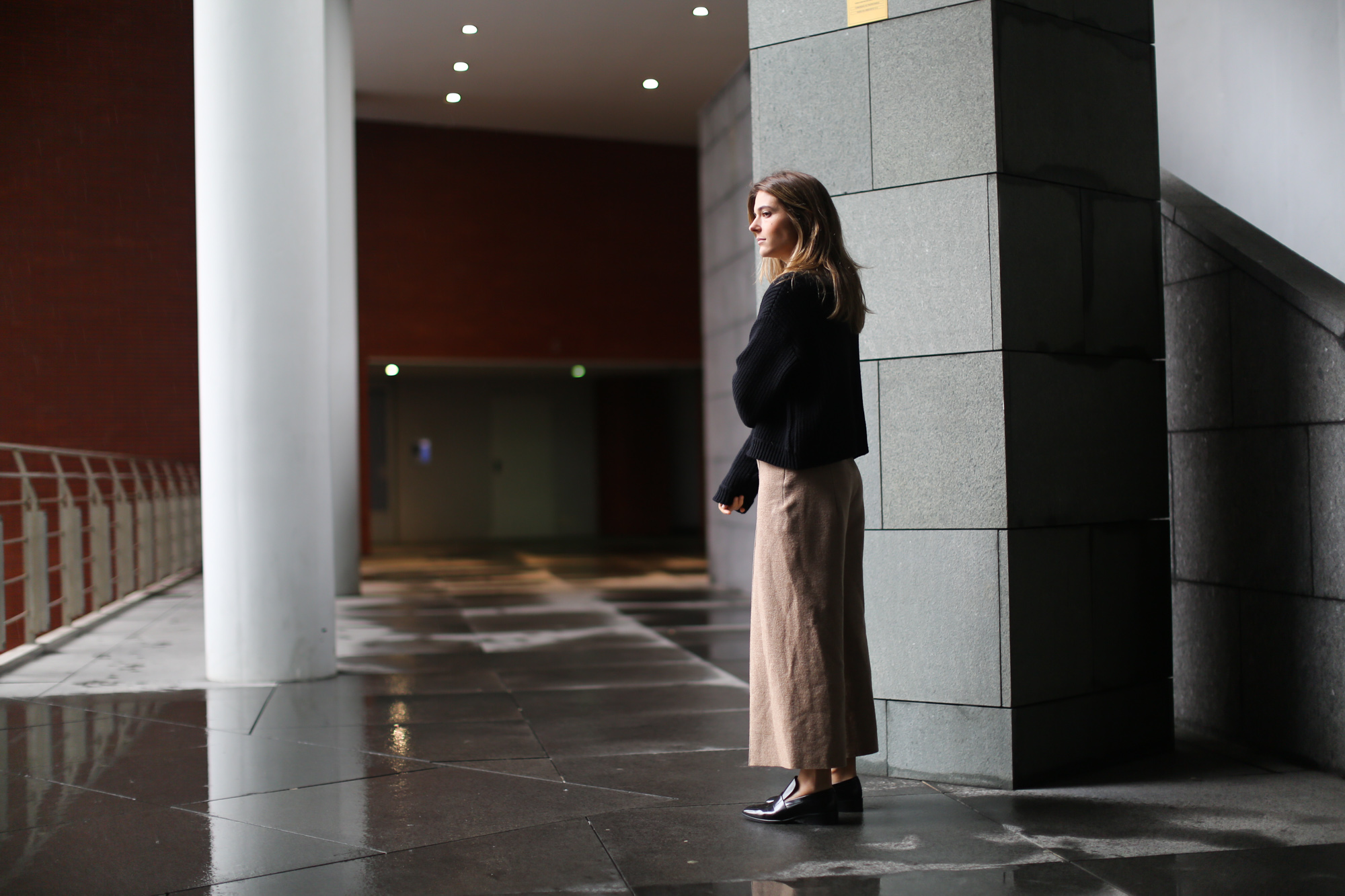 Clochet-streetstyle-zara-camel-wool-culottes-cos-coat-4