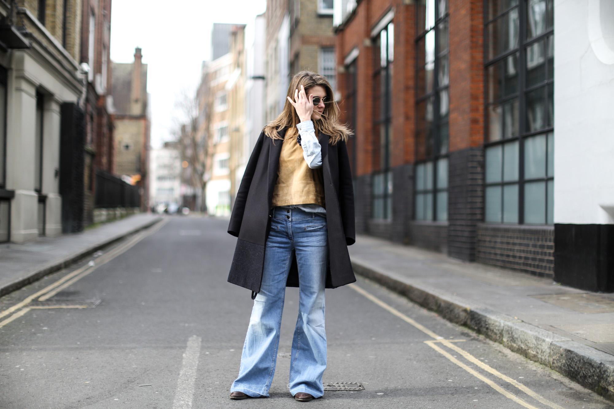 Clochet-wide-retro-jeans-suede-top-cos-coat
