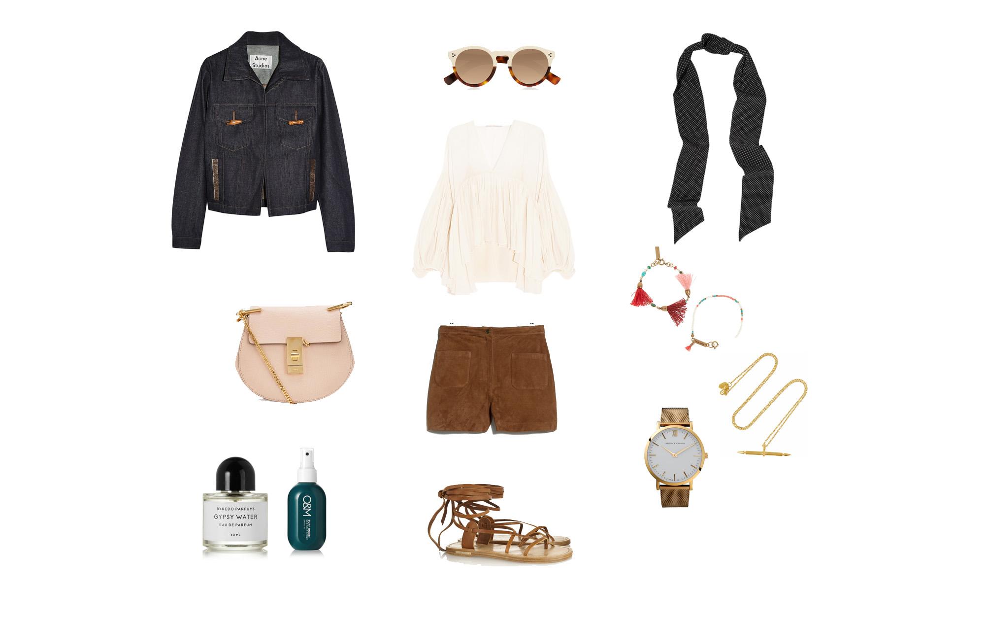 Clochet_streetstyle_chloe_blouse_isabel_marant_sandals_acne_studios_denim_jacket