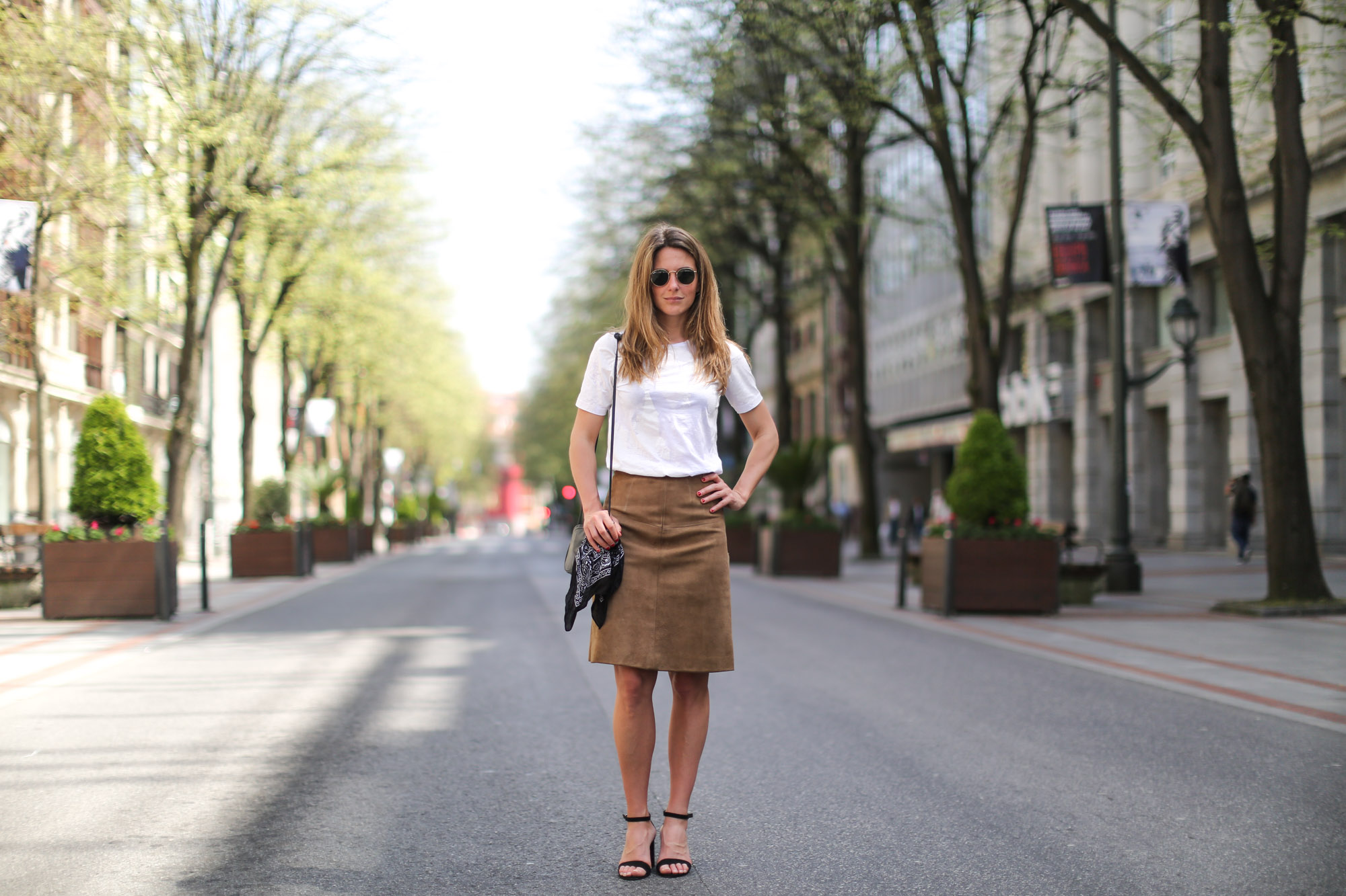 Clochet-streetstyle-vintage-suede-A-line-skirt-11