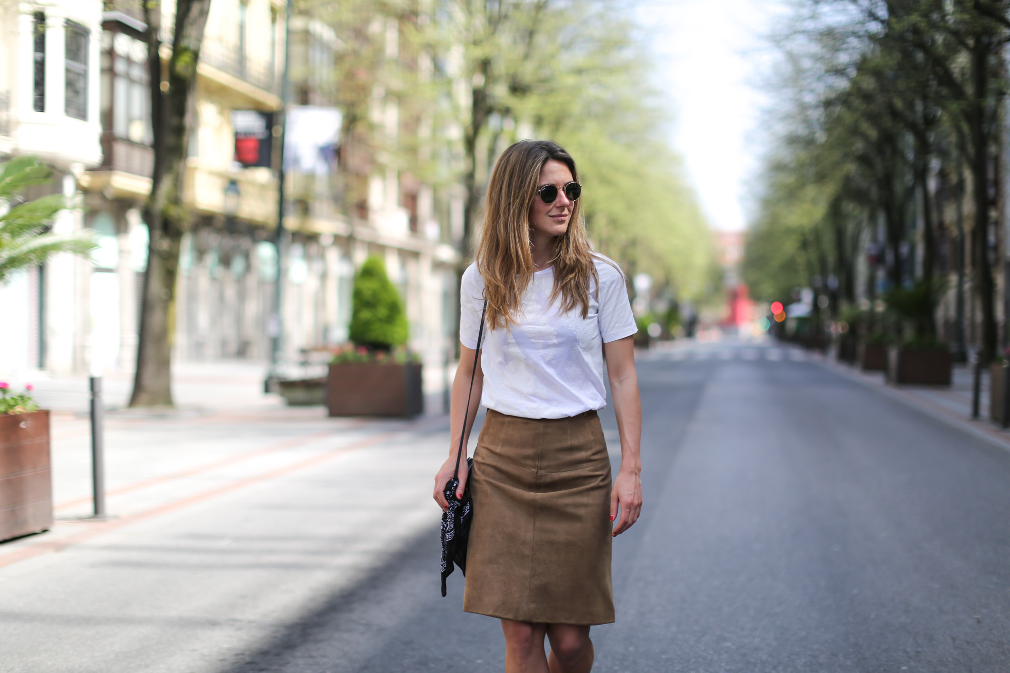 Clochet-streetstyle-vintage-suede-A-line-skirt-13