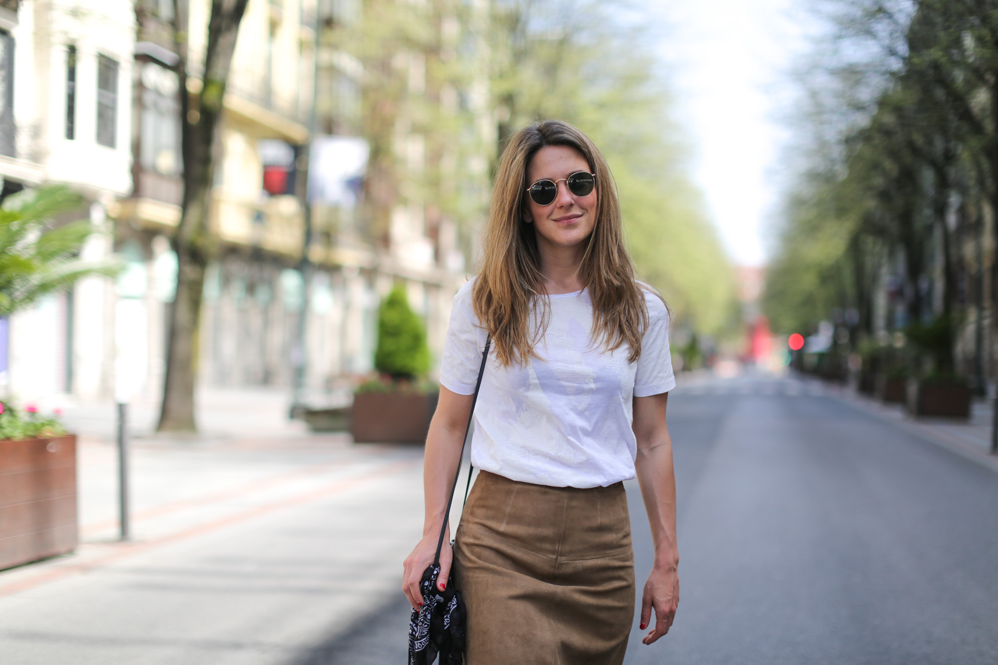 Clochet-streetstyle-vintage-suede-A-line-skirt-15