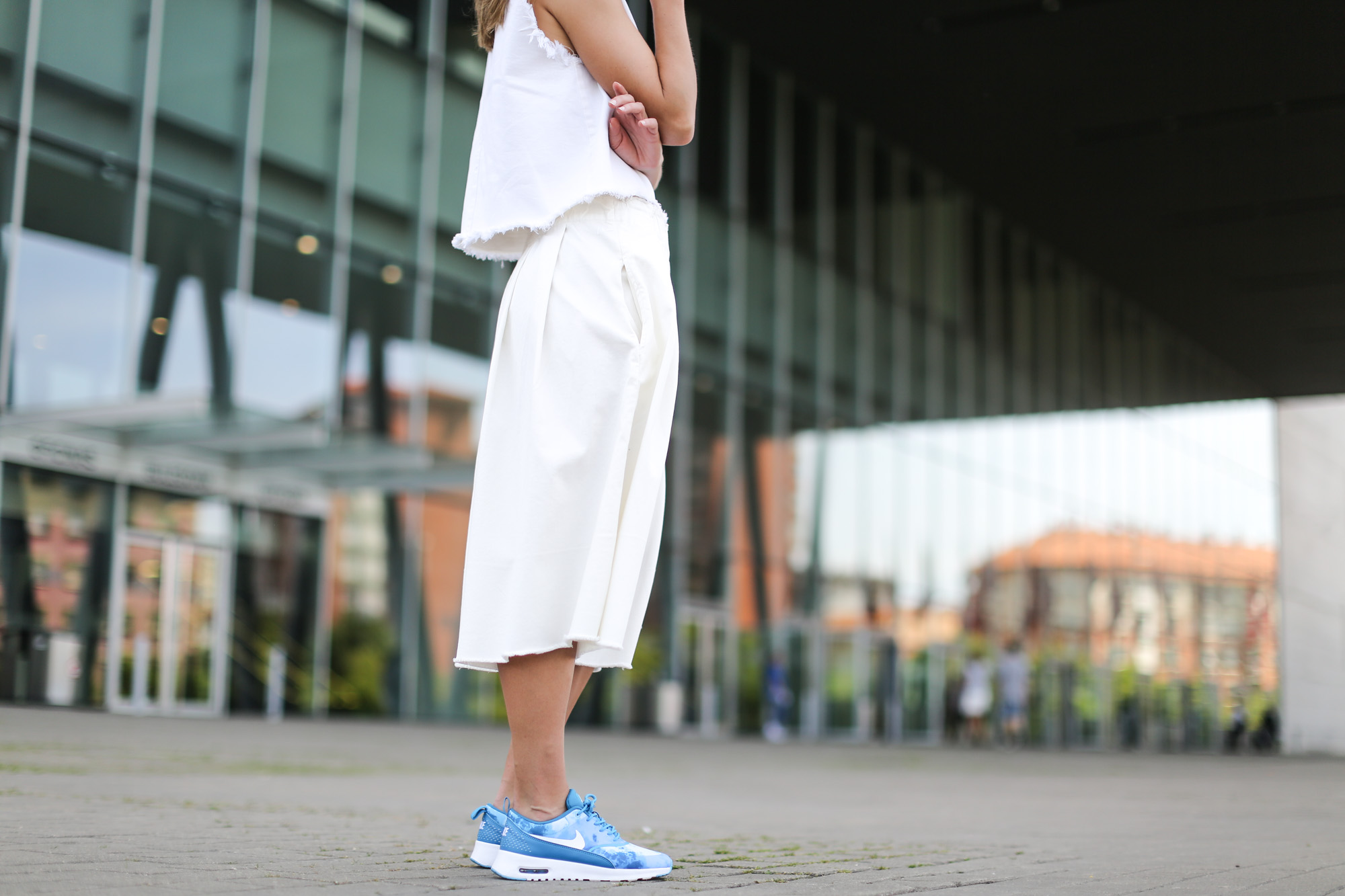 Nike Air Max White Outfit