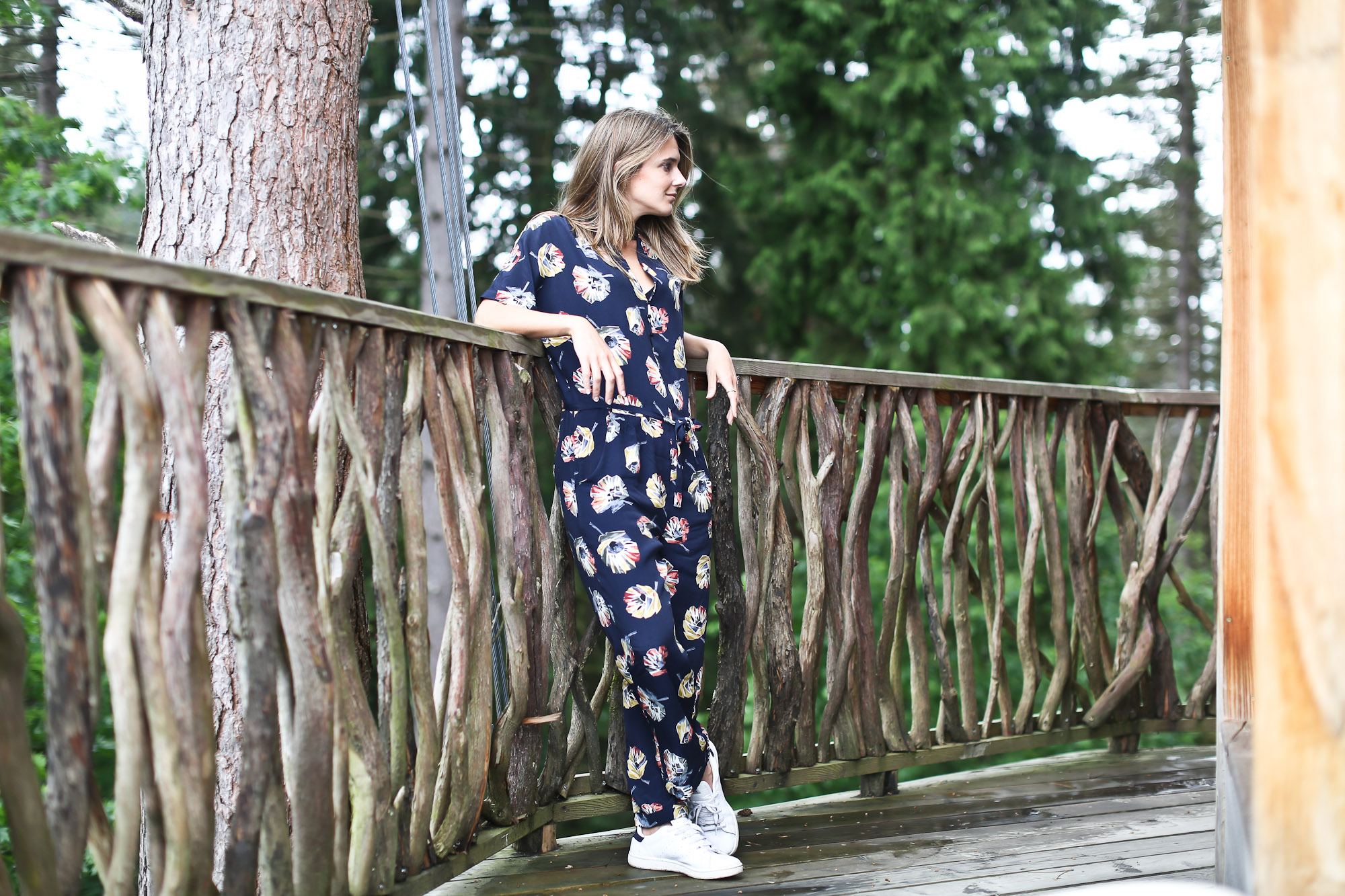 Clochet_streetstyle_zara_flower_printed_jumpsuit_tree_house-6