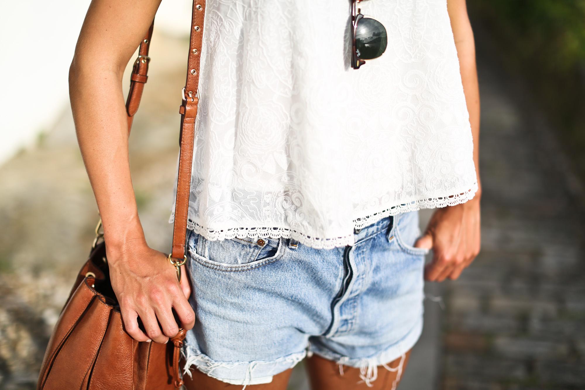 Clochet_streetstyle_levis_501_vintage_shorts_leather_fedora_hat-5