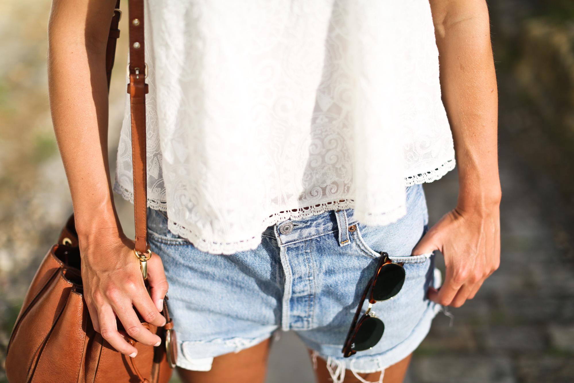 Clochet_streetstyle_levis_501_vintage_shorts_leather_fedora_hat-7