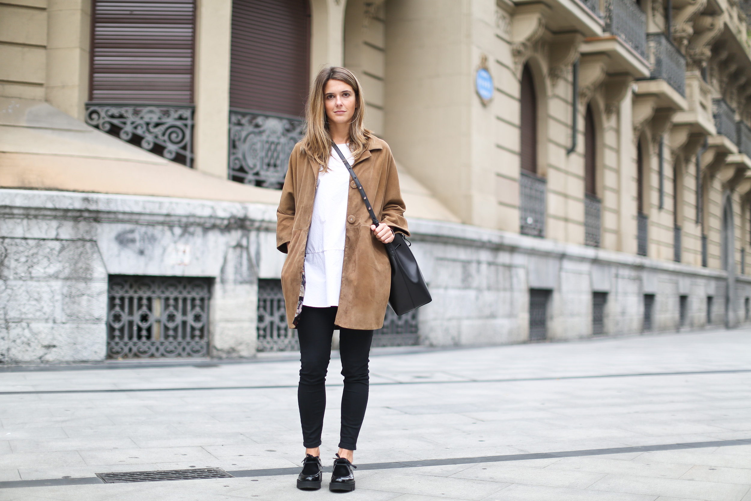 Clochet_streetstyle_boxcalf_chaqueta_ante_platform_brogues_masur_gavriel_bucket_bag-4