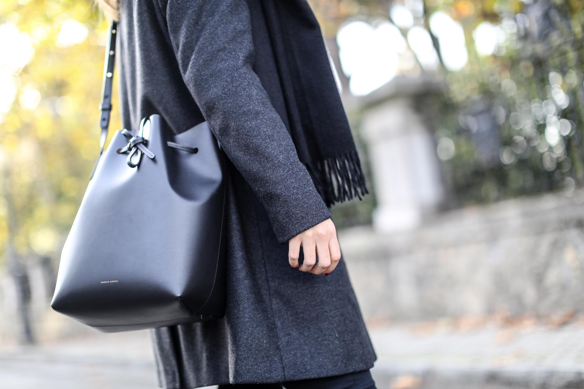 Clochet_streetstyle_eseoese_wool_grey_tailored-coat_mansur_gavriel_bucket_bag-10