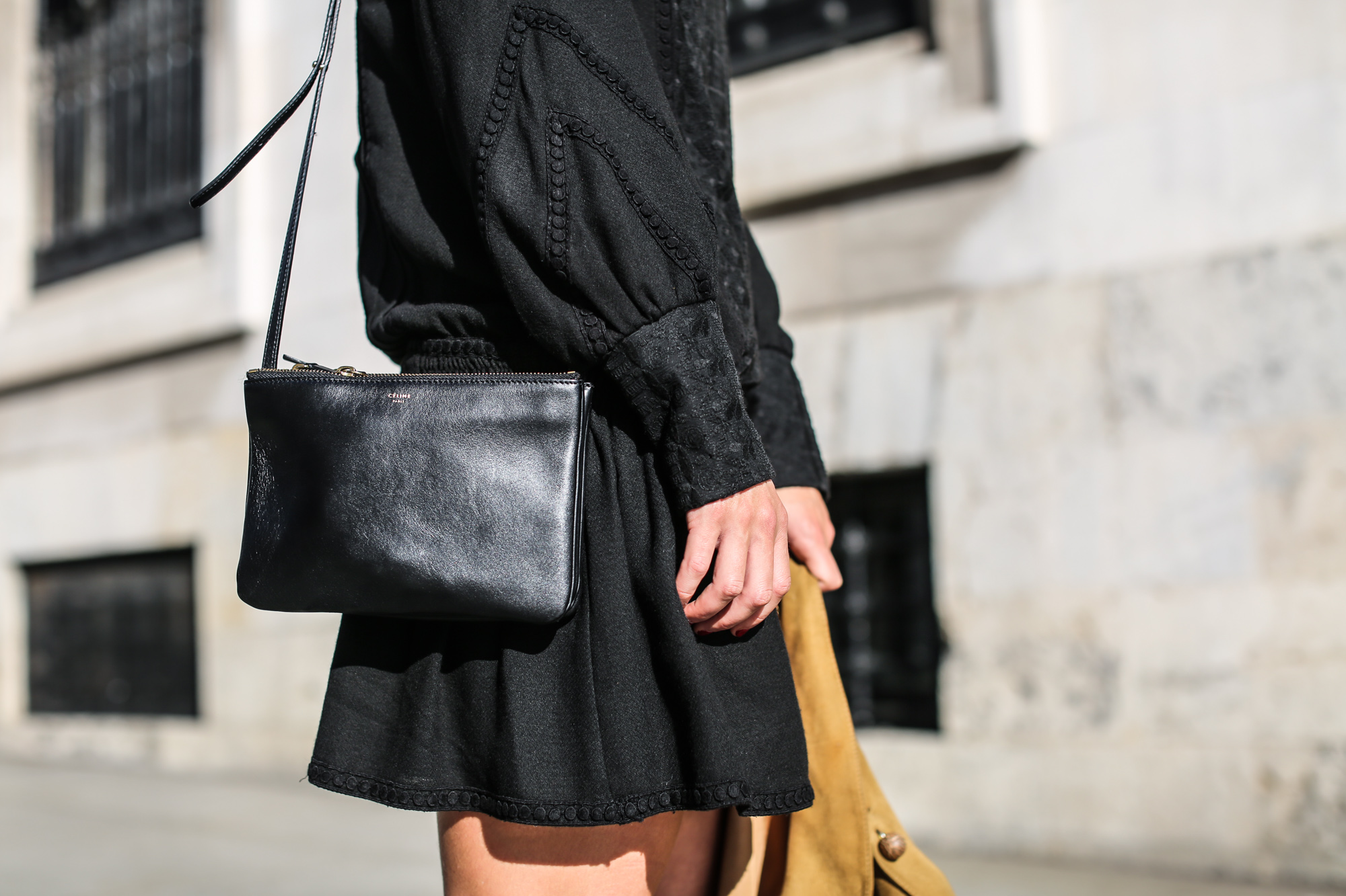 Clochet_streetstyle_suede_ankle_high_boots_boho_minidress-10
