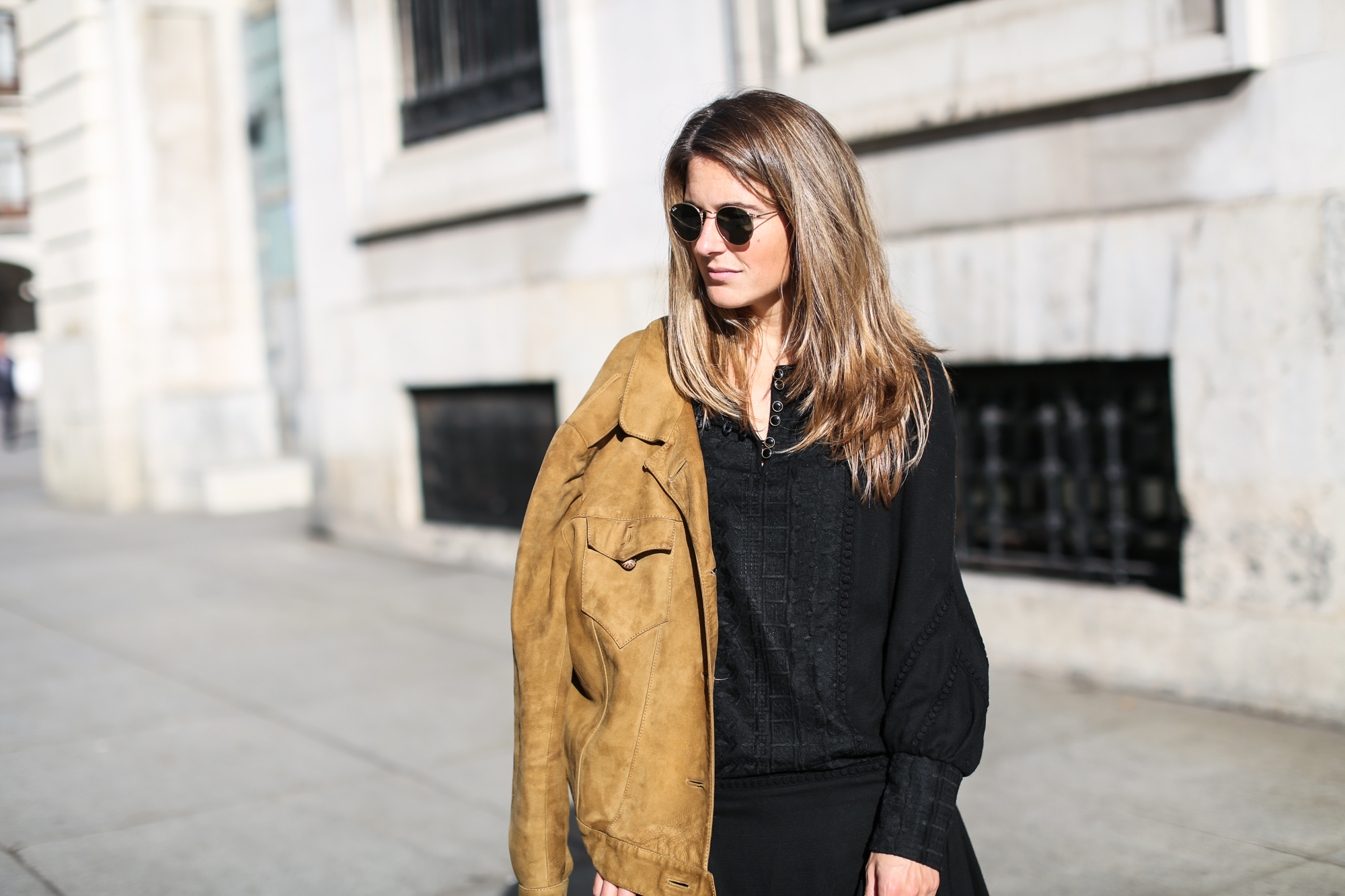 Clochet_streetstyle_suede_ankle_high_boots_boho_minidress-7