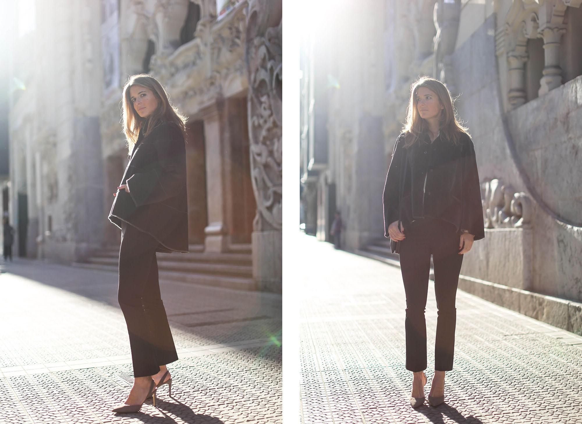 Clochet_streetstyle_cropped_flared_trousers_boxcalf_jacket_kalam_bilbao-18