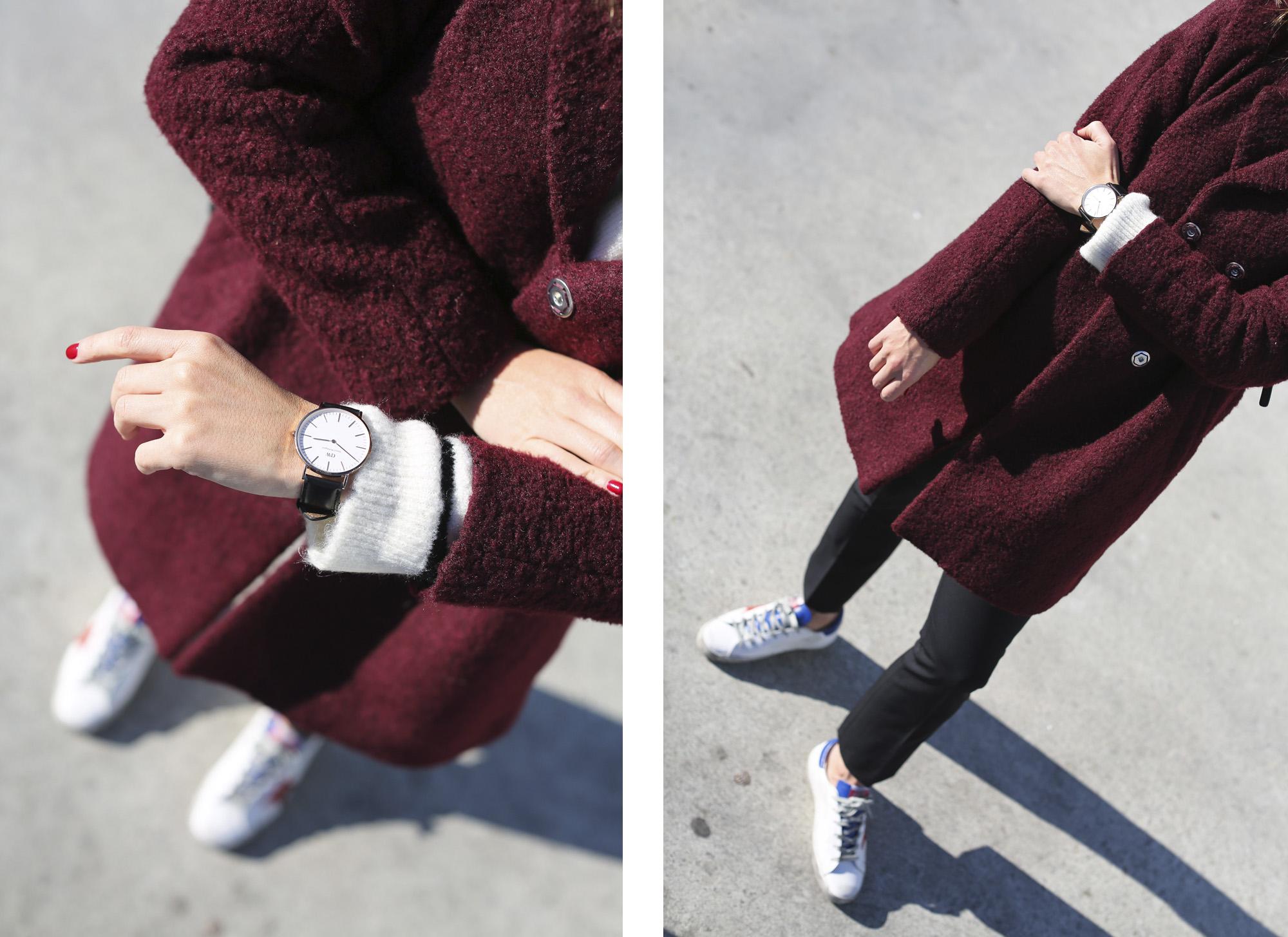 Clochet_streetstyle_golden_goose_deluxe_brand_sneakers_burgundy_coat-16