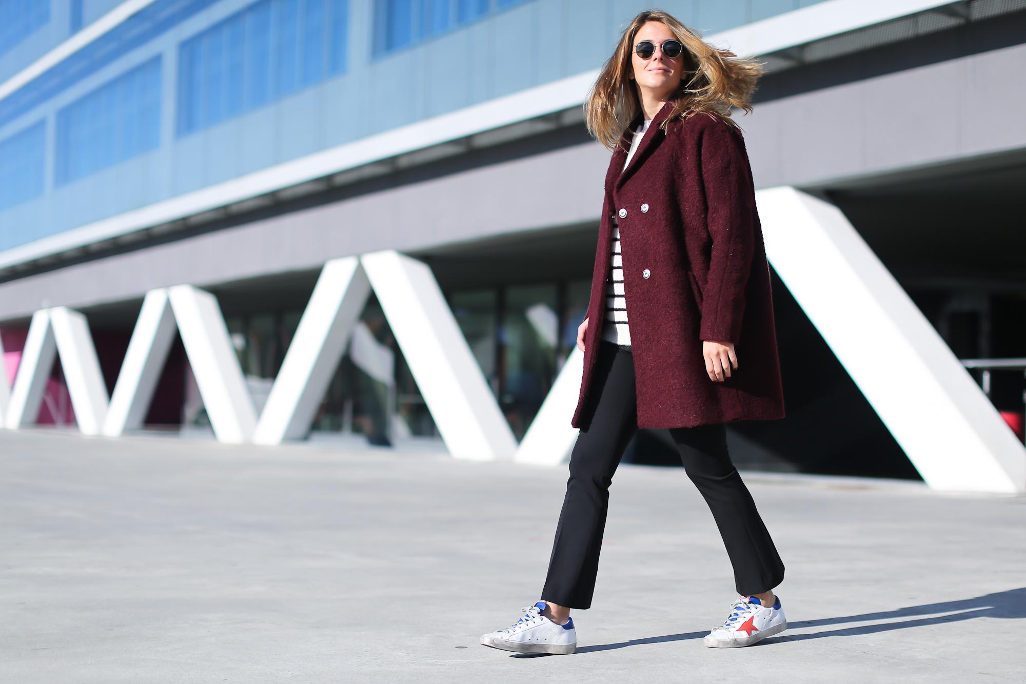 Clochet_streetstyle_golden_goose_deluxe_brand_sneakers_burgundy_coat-6