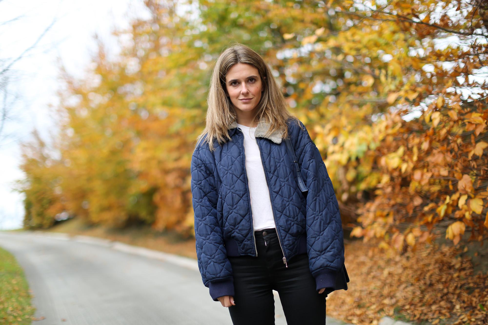 Clochet_streetstyle_stefanel_bomber_jacket_mango_suede_pumps-10