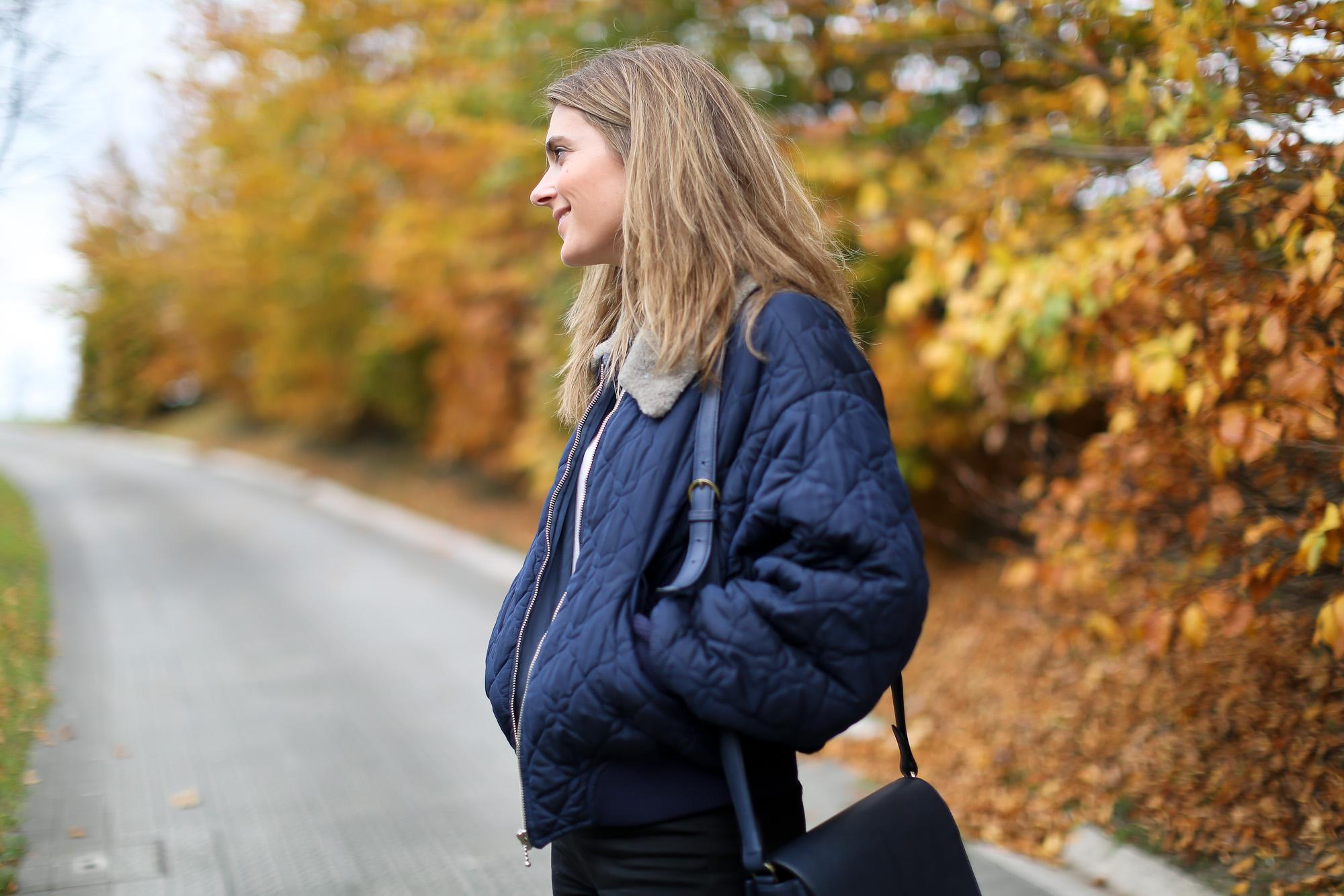 Clochet_streetstyle_stefanel_bomber_jacket_mango_suede_pumps-11