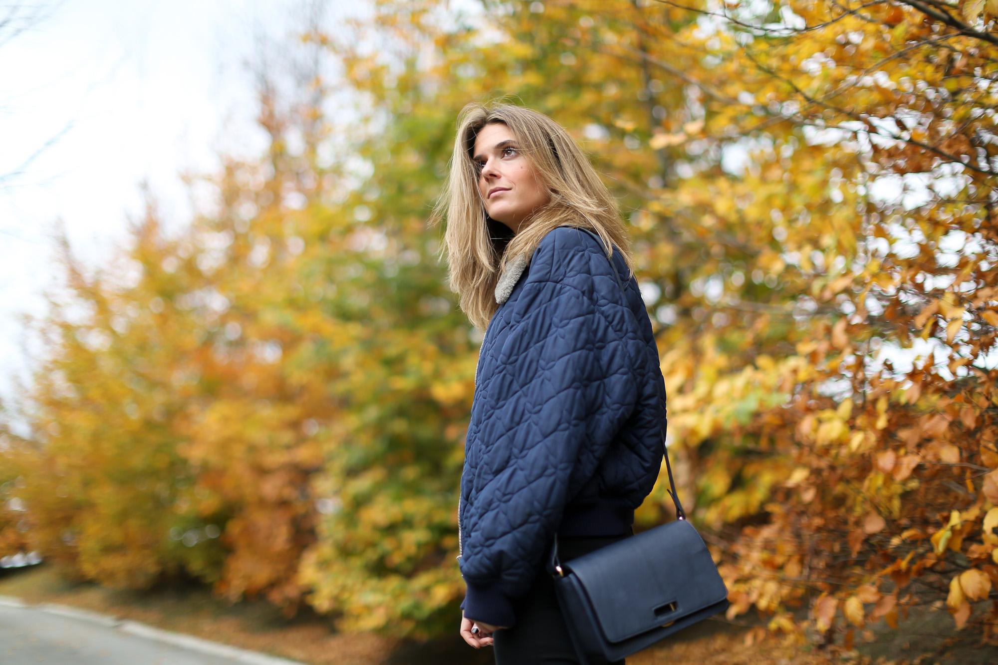Clochet_streetstyle_stefanel_bomber_jacket_mango_suede_pumps-9