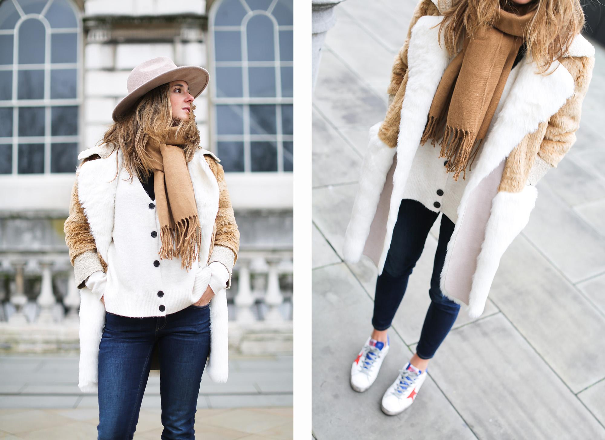Clochet_streetstyle_asos_patchowork_fake_fur_coat_golden_goose_deluxe_superstar_sneakers-18 copy