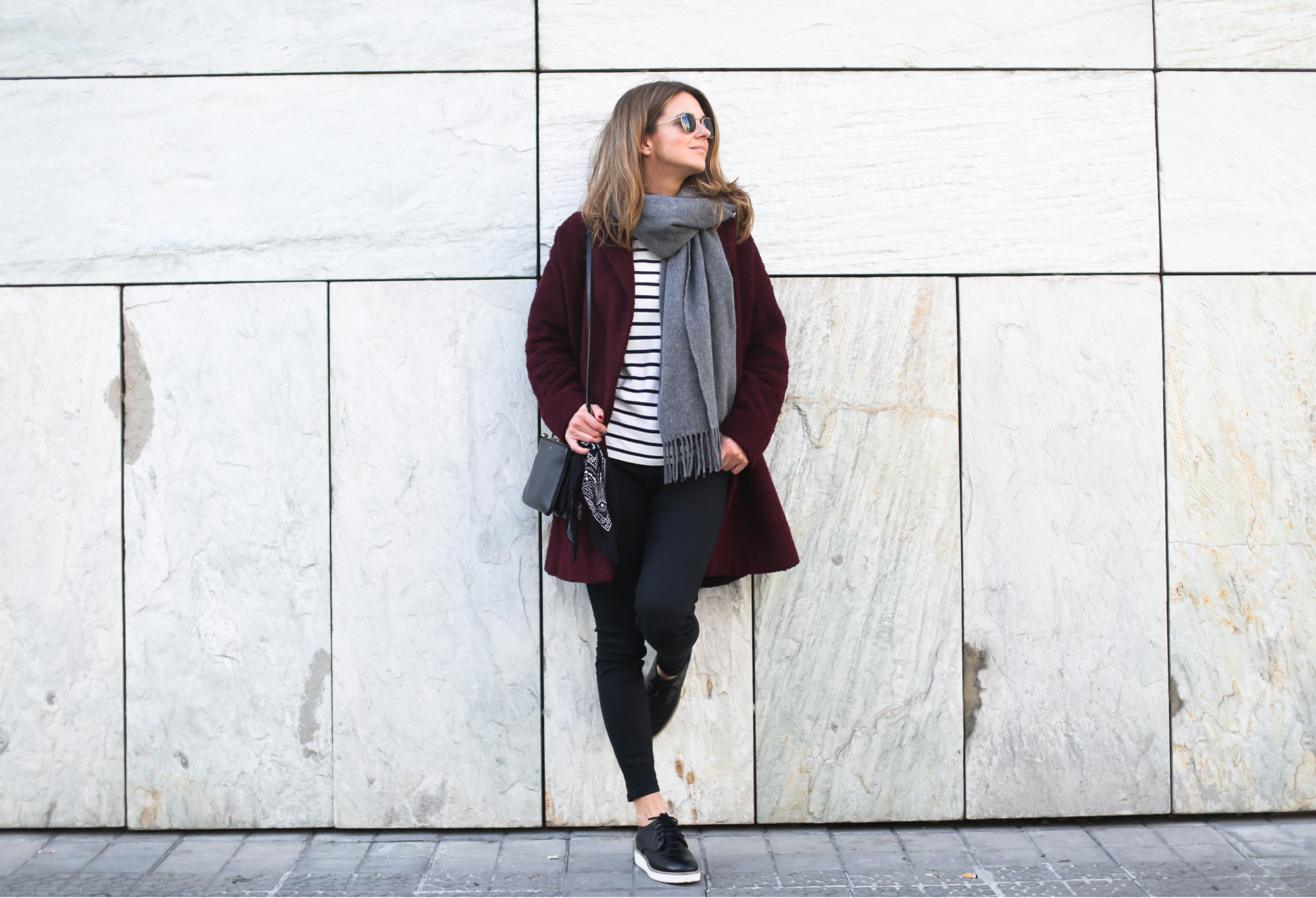 clochet_streetstyle_artemisia_leather_platform_brogues_acnestudios_canada_wool_scarf-3